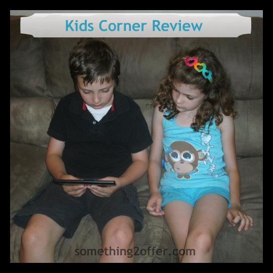 Kids Corner Review