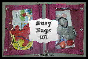 busy bags 101