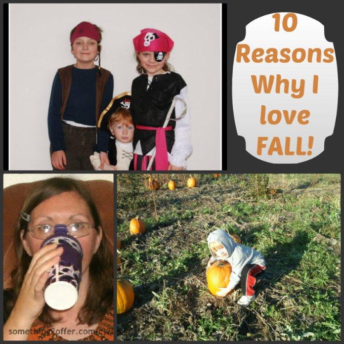 reasons I love fall