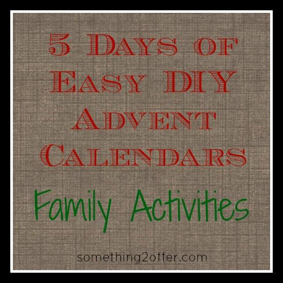 5 days DIY family