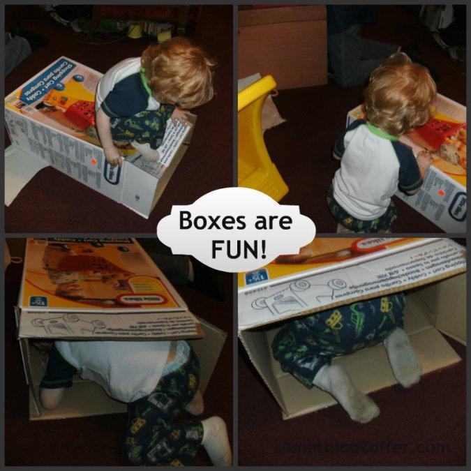 boxes are fun Collage