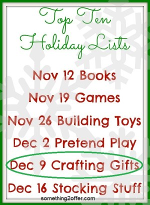 top ten holiday lists dates crafts