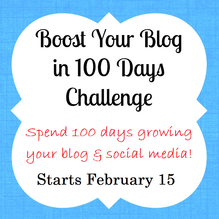 Boost Your Blog in 100 Days