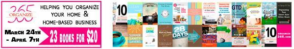 All Organized Ebook Bundle
