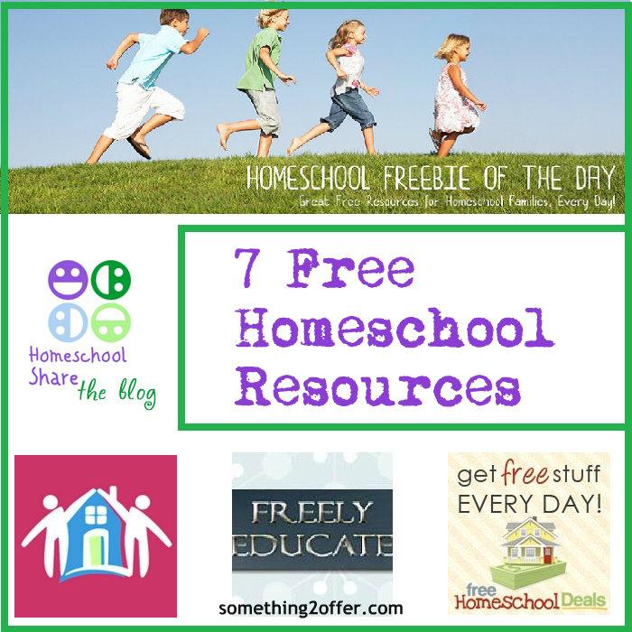 7_homeschool_resources