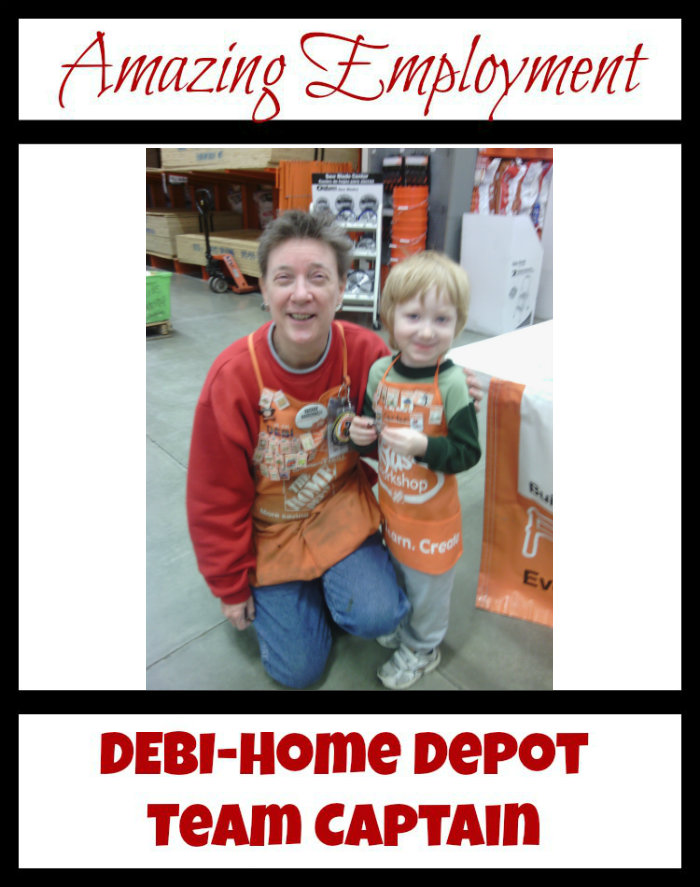 AE home depot complete
