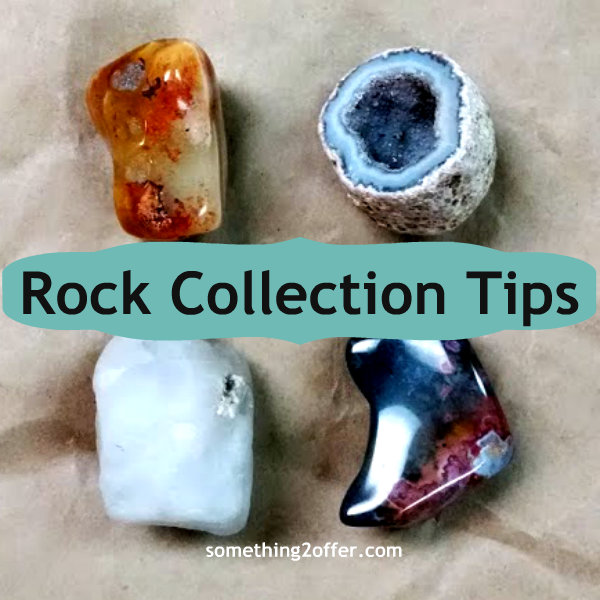 rock collection tips