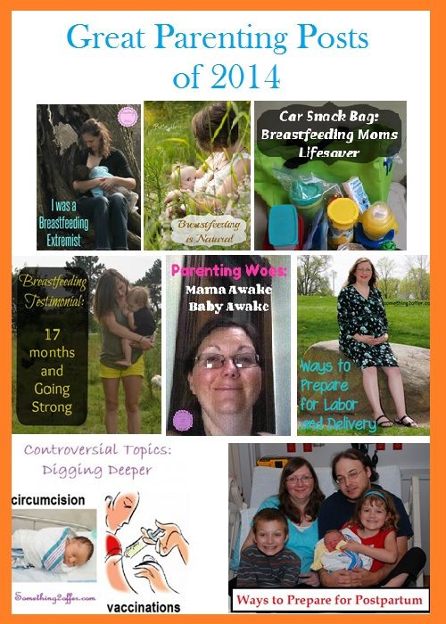parenting posts of 2014