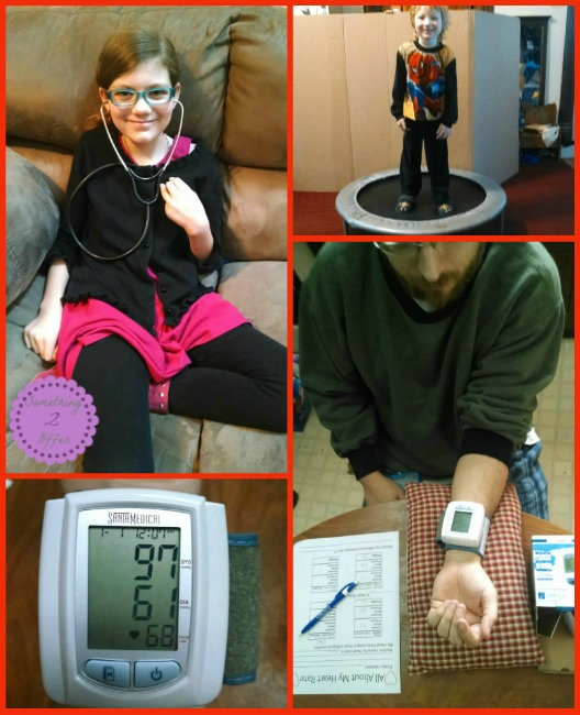 Heart Rate Collage