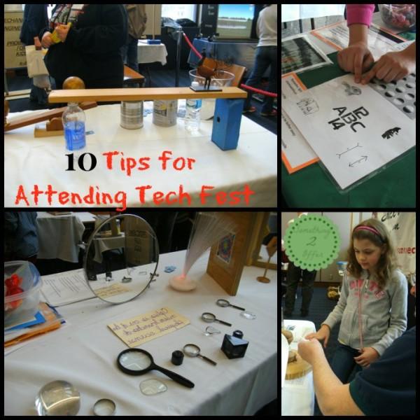 tips for tech fest