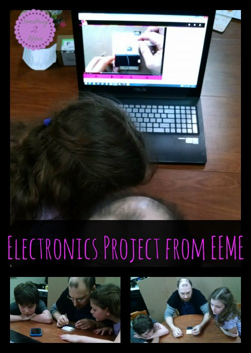 Electronics Project from EEME