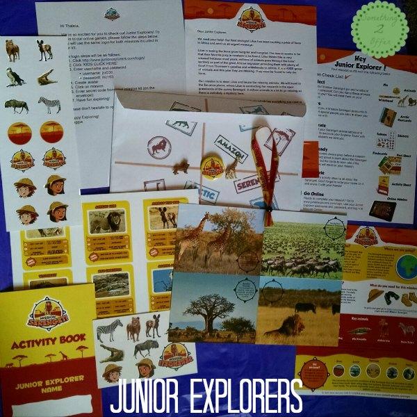 Junior Explorers Box