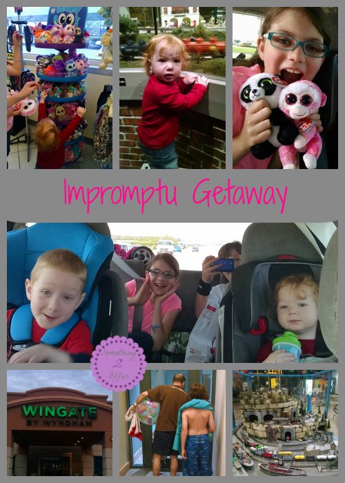 Impromptu Getaway