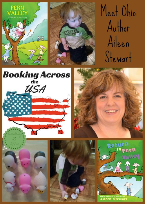 Ohio Author Aileen Stewart Booking Across the USA
