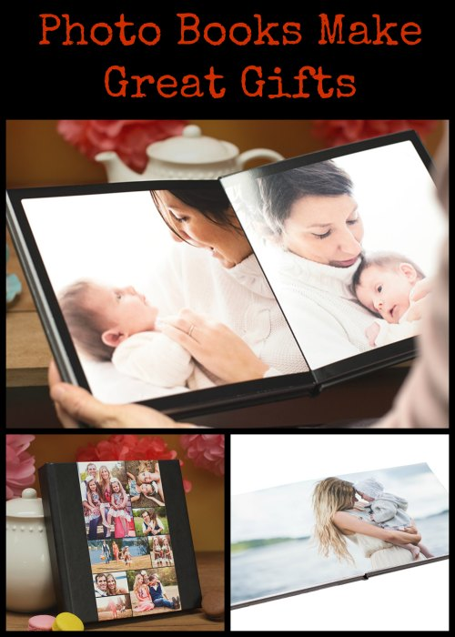 Photo Books Make Great Gifts