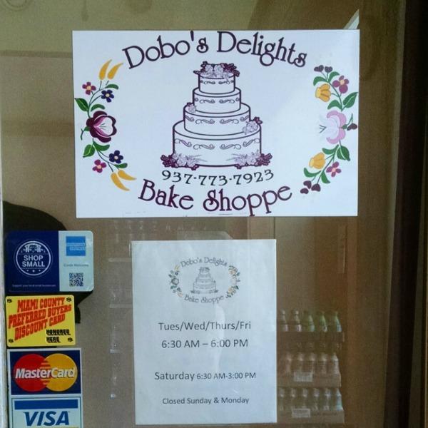 Dobos Delights Bake Shoppe