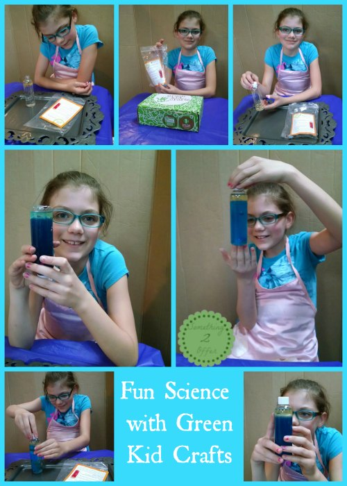Fun Science with Green Kid Crafts