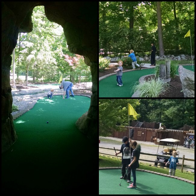 Perrys Cave 18 Holes of War