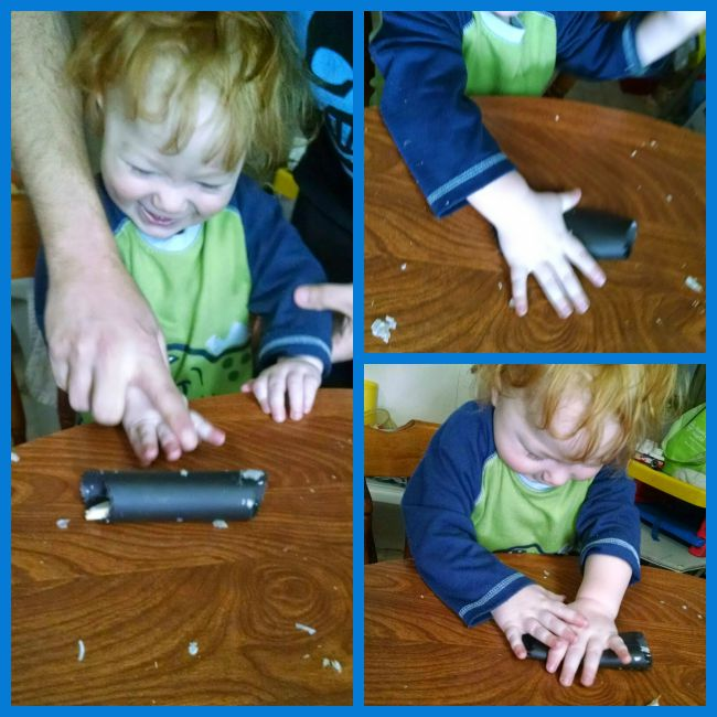 Toddler Garlic Peeler