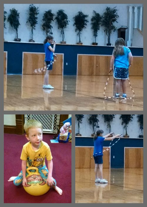 homeschool jump rope