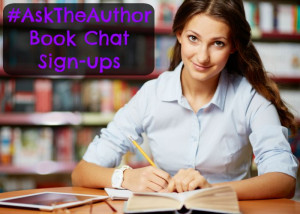 #AskTheAuthor Book Chat