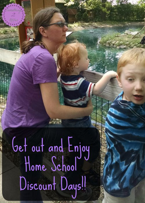 home school discount days
