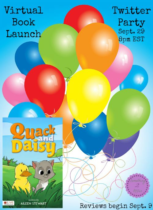 Quack and Daisy Virtual Book Launch