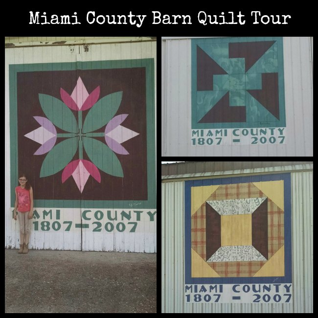 Miami County Barn Quilt Tour