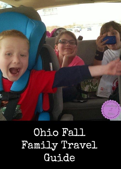 Ohio Fall Family Travel Guide