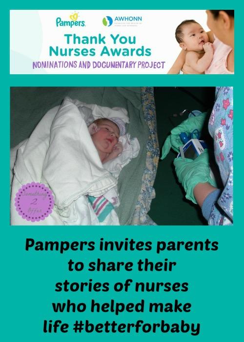 Pampers Nurses