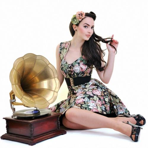 phonogram woman