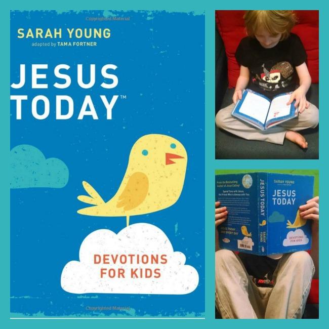 Jesus Today: Devotions for Kids