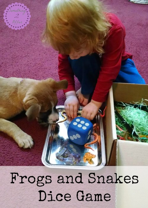 Frogs Snakes Dice Game