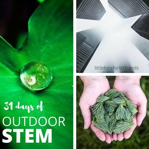 31 days of STEM