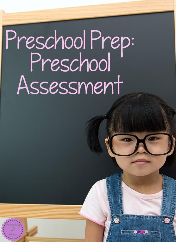 Preschool Prep: Preschool Assessment