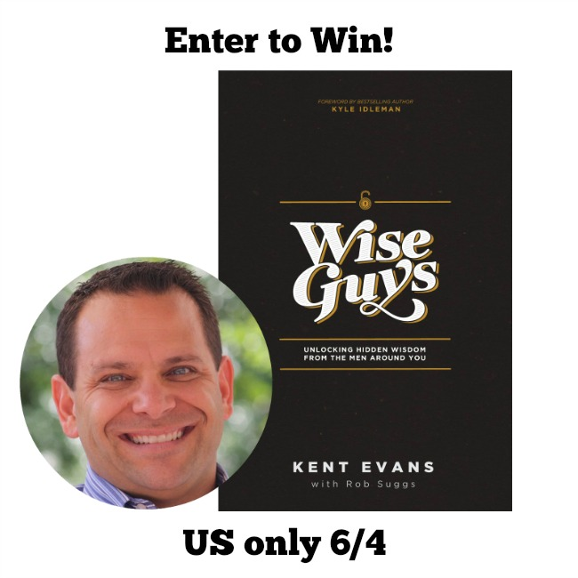 Wise Guys giveaway