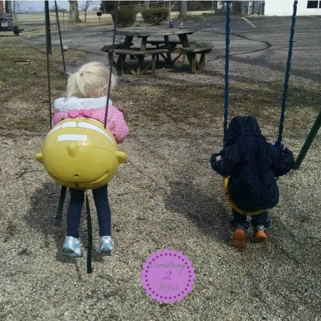 playground swings Outdoor Activities
