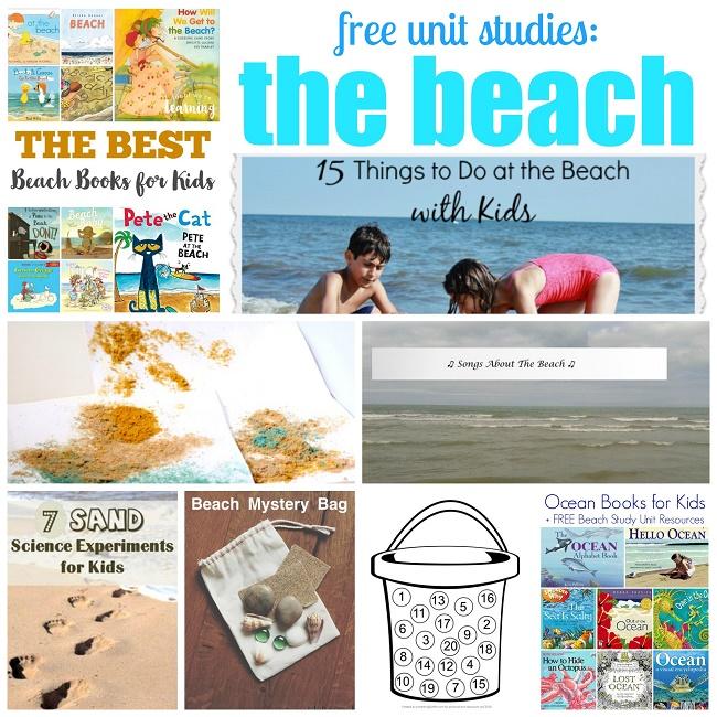 beach unit study