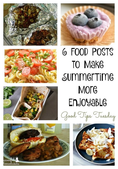 food posts to make summertime more enjoyable