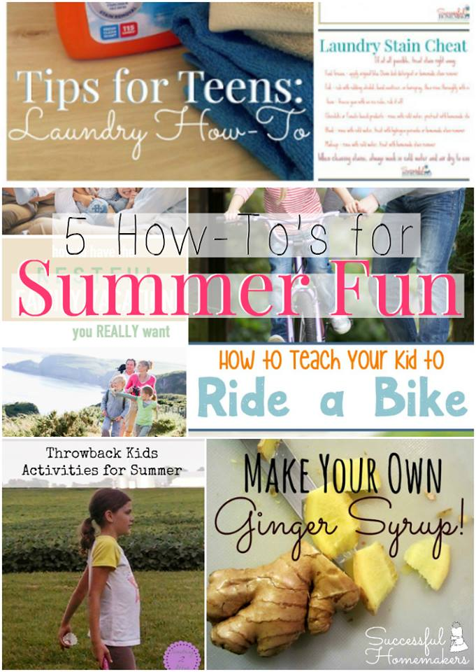 summer how to