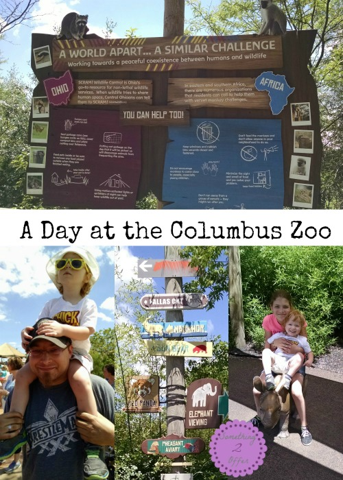 A Day at the Columbus Zoo