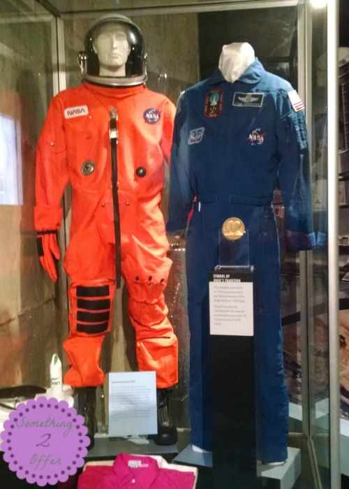 Armstrong Museum Ground suits