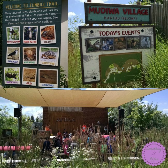 Columbus Zoo Africa