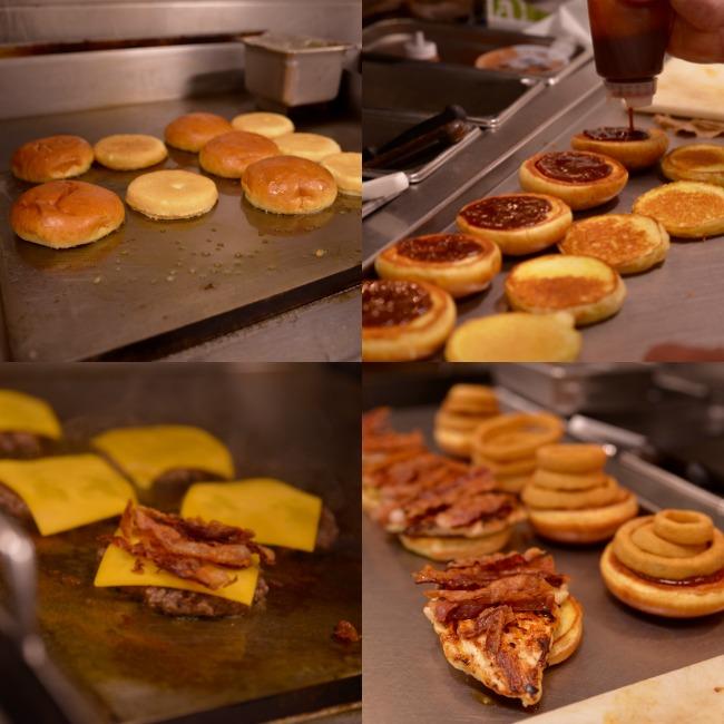 Frisch's BBQ Sandwiches behind the scenes