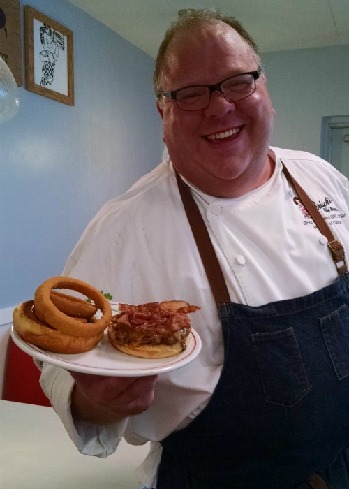 Frisch's Chef Greg