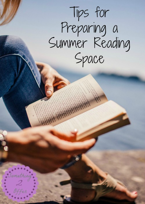 Tips for Preparing a Summer Reading Space