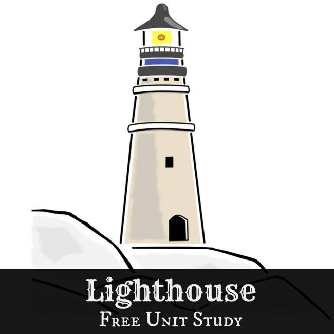 lighthouse unit study