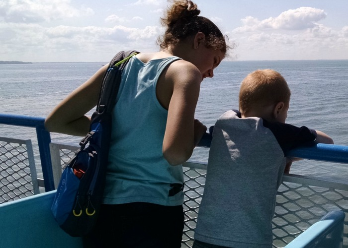 sling bag Miller Ferry