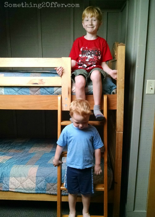 Maumee Bay Cottage Bunkbed