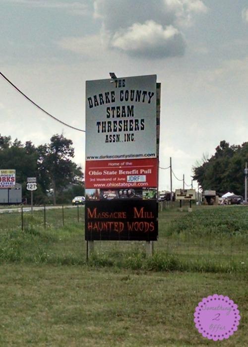 Darke County Steam Threshers